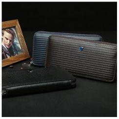 DANTEN'S - Zip Around Genuine Leather Long Wallet