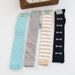 Janseed - Dotted Long Socks