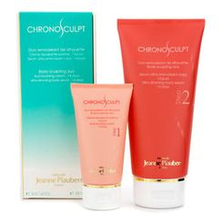 Methode Jeanne Piaubert - Chronosculpt Body-Sculpting Duo: Bust-Boosting Cream (14 Days) + Ultra-Slimming Body Serum
