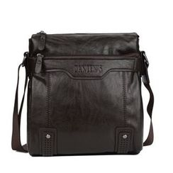 DANTEN'S - Genuine Leather Crossbody Bag