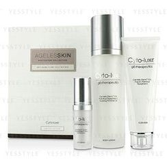 Glotherapeutics - Cyto-Luxe Agelesskin Phytostem Collection: Cleanser 130ml + Eye Serum 17ml + Body Lotion 200ml