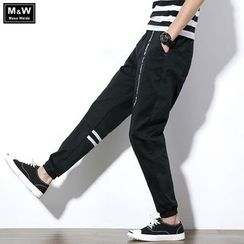 Masowild - Striped Jogger Pants