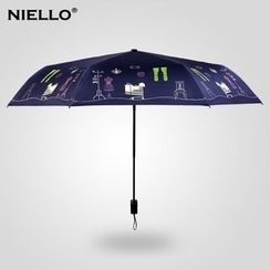 Easily - Print Compact Umbrella