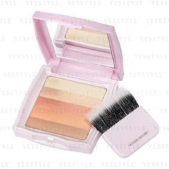 Etude House - Dear My Blooming Shimmer Blusher (#OR 201 Coral Spectrum)