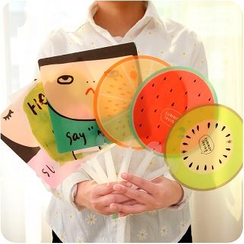 VANDO - Printed Hand Fan