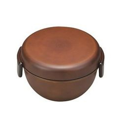Miyamoto Sangyo - SEE Bowl Lunch Box (Light Brown)