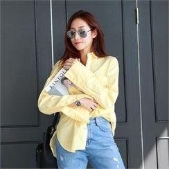 PIPPIN - Pocket-Front Shirt