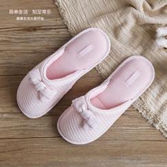 Cutie Bazaar - Bow Slippers