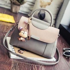 Bag Affair - Faux Leather Handbag