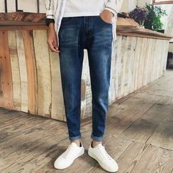 Belinsky - Washed Slim Fit Jeans
