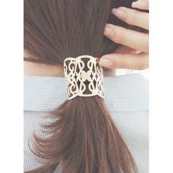 kitsch island - Metallic Hair Tie