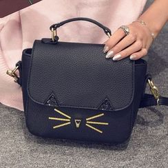 Clair Fashion - Cat Accent Cross Bag