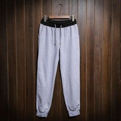 Walwa - Color Block Sweatpants