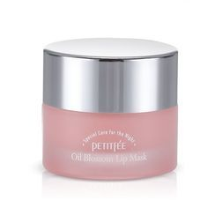PETITFEE - Oil Blossom Lip Mask (Camelia Seed Oil) 15g