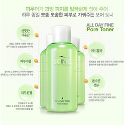 SCINIC - All Day Fine Pore Toner 500ml