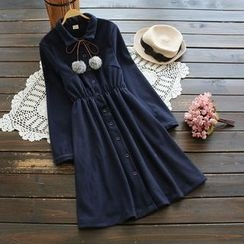YOYO - Long-Sleeve Dress