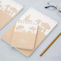 Show Home - Print Notebook Small / Medium