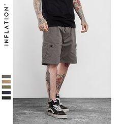 Newin - Pocketed Shorts