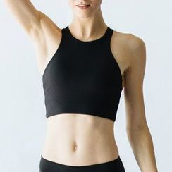 Lissom - Cropped Fitness Tank Top