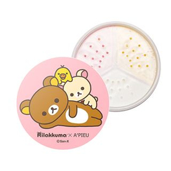 A'PIEU - Triple Correcting Powder (Rilakkuma Edition) (Chiffon Candy)