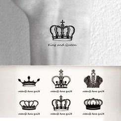 Tattoo Kingdom - Waterproof Temporary Tattoo