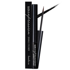 banila co. - Slick Expression Sparkle Eyeliner (#01 Black)