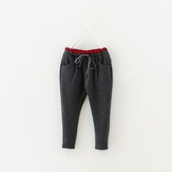 Lemony dudu - Kids Drawstring Pants