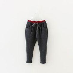Lemony dudu - Kids Drawstring Pants