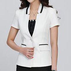 Caroe - Short-Sleeve Blazer