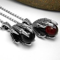 Andante - Claw Necklace