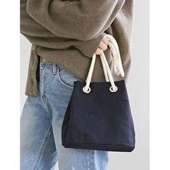 FROMBEGINNING - Canvas Bucket Bag