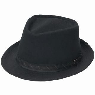 GRACE - Cotton Fedora