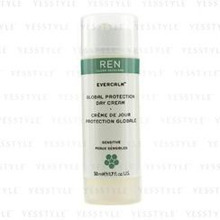 Ren - Evercalm Global Protection Day Cream (For Sensitive/ Delicate Skin)