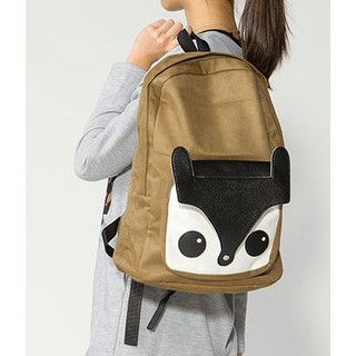 59 Seconds - Fox Detail Backpack