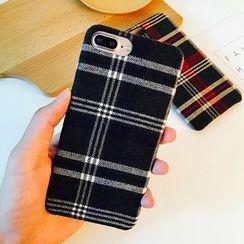 Casei Colour - Plaid Case for iPhone 7 / 7 Plus