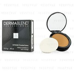 Dermablend - Intense Powder Camo Compact Foundation (Medium Buildable to High Coverage) - # Honey