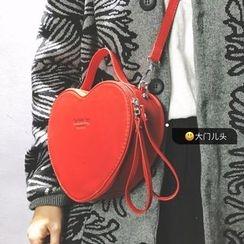 DAMENTO - Heart Shaped Shoulder Bag