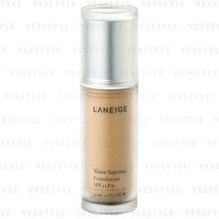 Laneige - Water Supreme Foundation SPF 15 PA+ (#21N Natural Beige)