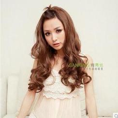 尚青絲 - 長捲假髮