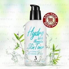 LadyKin - Hydro White 美白爽膚水