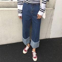 OCTALE - Wide Leg Jeans