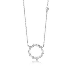 Claudette - Sterling Silver Necklace