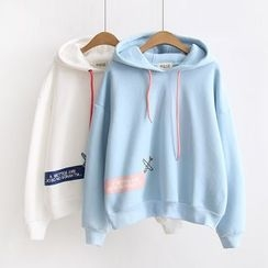 Angel Love - Color Block Hoodie