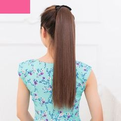 Cabello - Ponytail - Straight