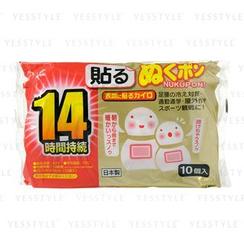 Kokubo - Snowman 14 HR Super Warmer Stick-On