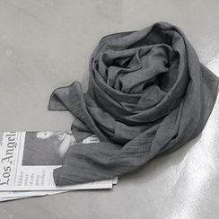NANING9 - Cotton Plain Scarf