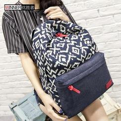 VIVA - 图案背包
