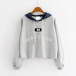 Sunny Day - Lettering Hoodie