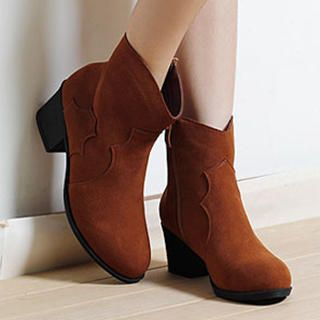 Lane172 - Panel Ankle Boots