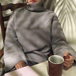 ALIN STYLE - Turtleneck Sweater